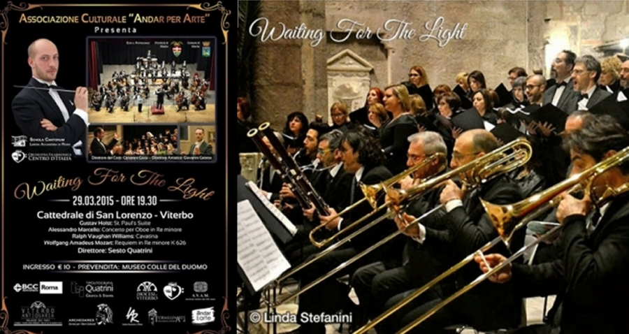 "Concerto ""Waiting for the light"""